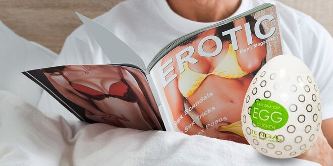 Erotická hračka Tenga Egg Mix pre mužov... NOVINKA!