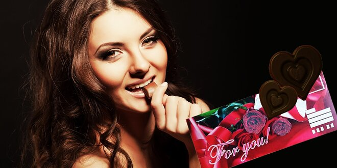 Obálky s čokoládovým tajomstvom - TIP na darček!