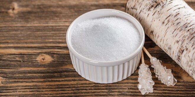 Zdravý brezový cukor