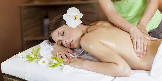 Tibetská alebo klasická uvoľňujúca masáž