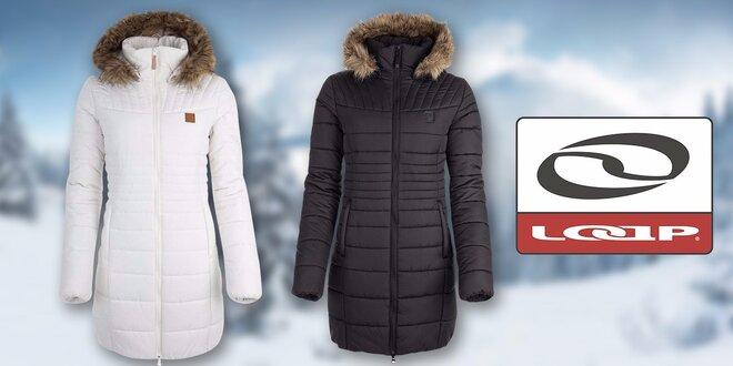 Dámsky zimný kabát Loap s kapucňou