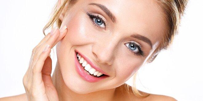 Kozmetická lymfodrenáž tváre – hodinové ošetrenie