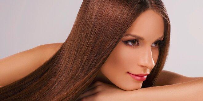 Predlžovanie a zahusťovanie vlasov, kaviárová kúra alebo strih s farbením