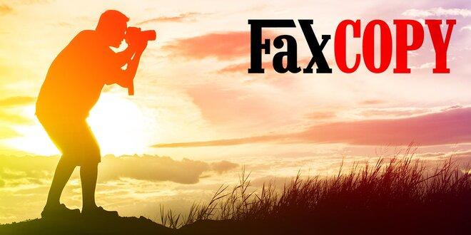 Blesková tlač fotografií vo FaxCopy na počkanie!