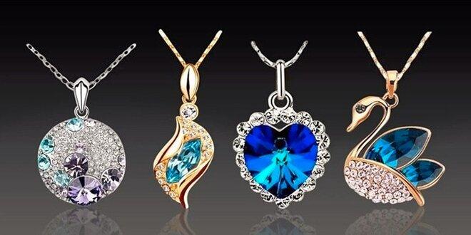 Čarovná kolekcia nádherných náhrdelníkov