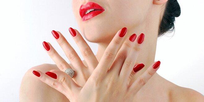 Kompletná starostlivosť o ruky alebo krásne gélové nechty