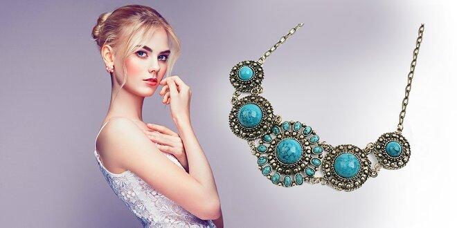 Extravagantné náhrdelníky pre každú dámu