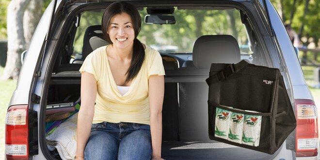 Praktická vysokokvalitná taška na odpadky pre väčšie pohodlie vo vašom aute