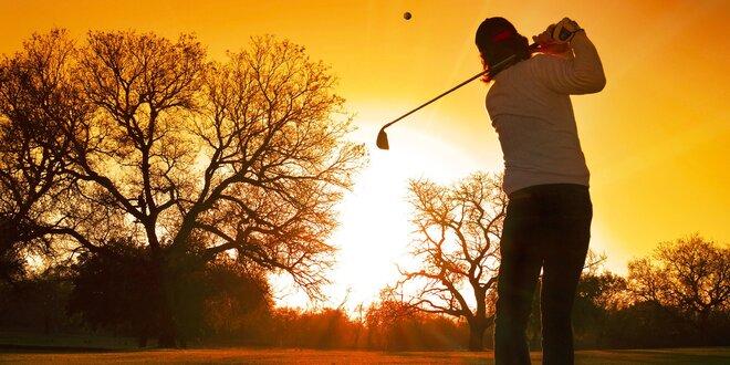 Pobyt na 3 či 4 dni v Poprade alebo partička golfu