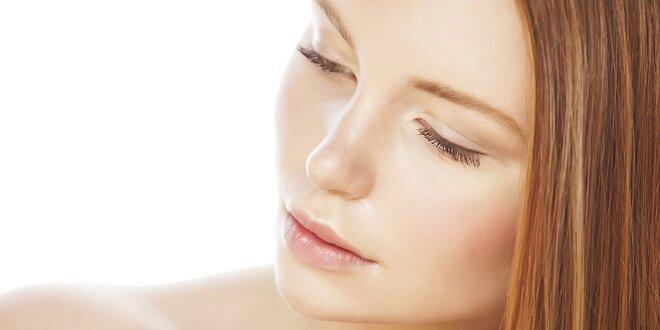 Galvanické ošetrenie ALEBO čistenie pleti ultrazvukom a masáž tváre