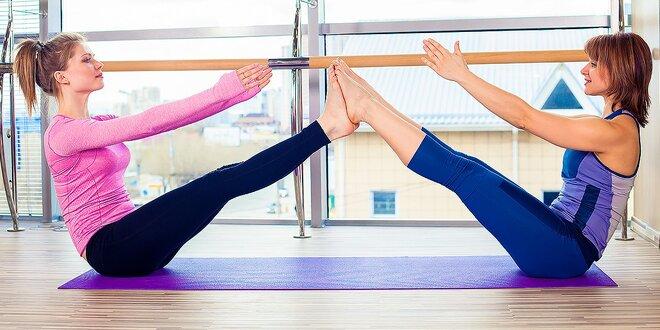 Individuálne cvičenie pilates alebo rehabilitačné vyšetrenie fyzioterapeutom