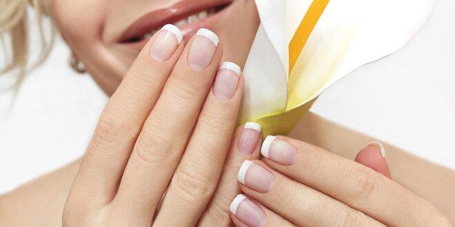 Japonská manikúra P-SHINE alebo klasická mokrá manikúra