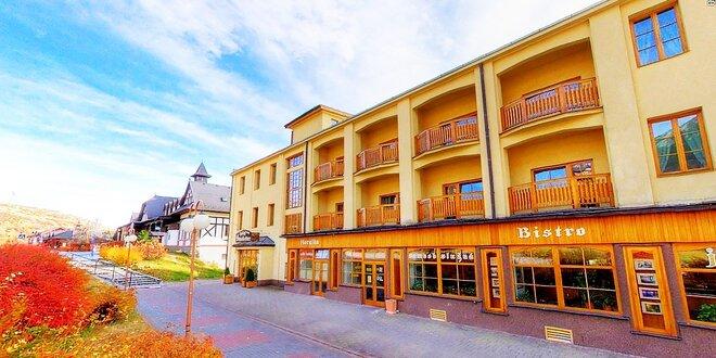 Jarná lyžovačka v Hoteli Smokovec***