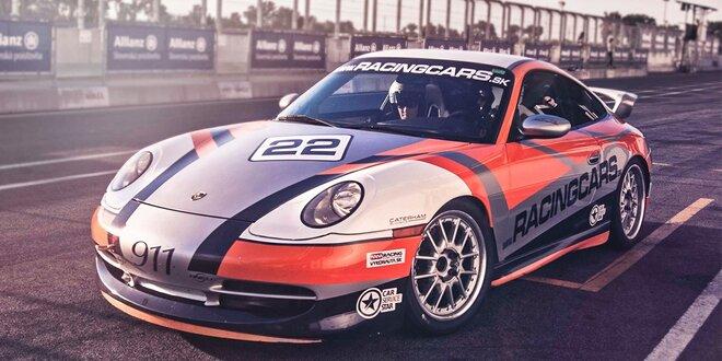 Najlepšia jazda vášho života! Vytúrujte na SLOVAKIA RINGU Porsche 911 GT3 S2…