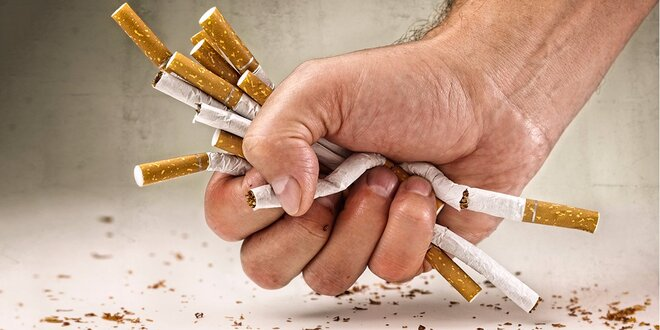 STOP fajčeniu - nadštandardná antinikotínová terapia