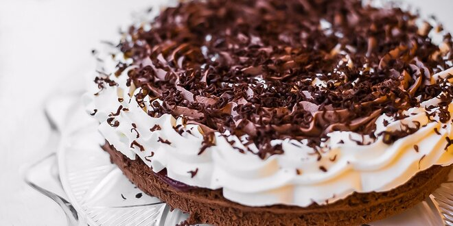 Výborné torty podľa vášho výberu: Sacher, Harlekýn, Jadranská alebo Ovocná