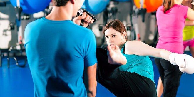 Kondičný kickbox pre ženy od 15 do 100 rokov