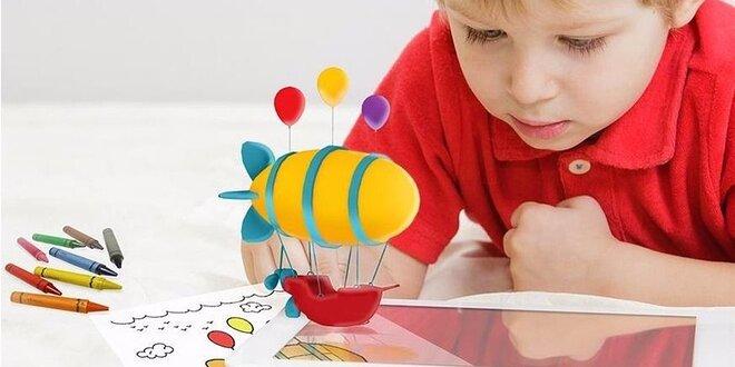 Maľovanky, ktoré oživíte pomocou smartfónu alebo tabletu!