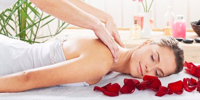 Celotelová masáž alebo reflexná masáž chodidiel + darček