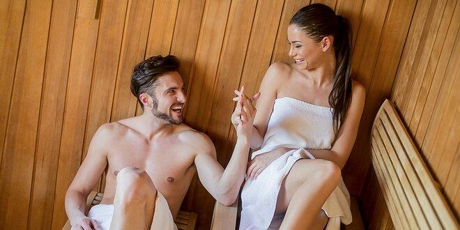 Privátna fínska sauna pre dvoch, 2 x nápoj zdarma