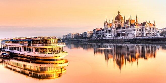 Historická Budapešť, 2-dňový poznávací zájazd
