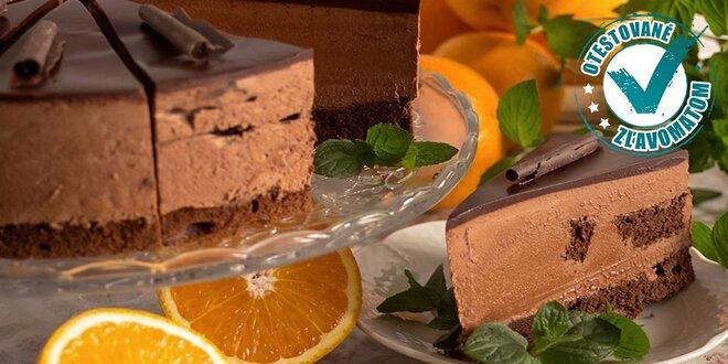 Božské cheesecakes a sladké torty s dovozom