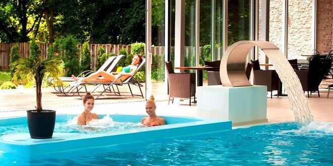 Až 4 dňový kúpeľný Medical & Wellness pobyt s procedúrami v exkluzívnom Hoteli…