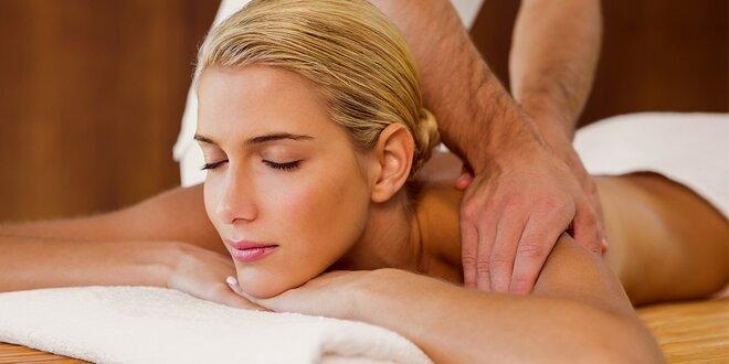 Klasická alebo medová masáž
