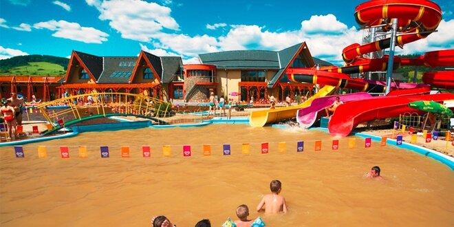 Wellness & aquapark pobyt s až 50 % zľavou do GINO PARADISE