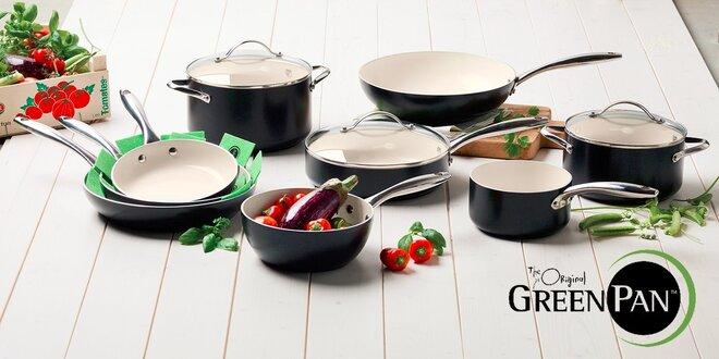 Zdravé varenie s luxusnými panvicami GreenPan