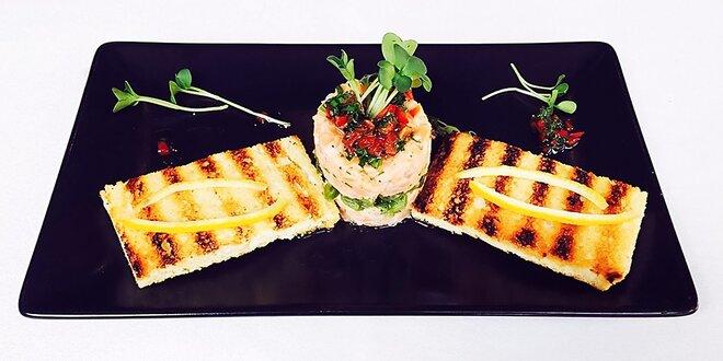 Kulinárske 3-chodové jarné menu v Holiday**** Inn Trnava