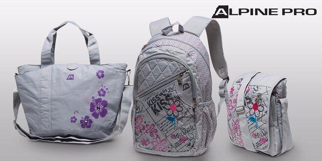 Dámske športové tašky a batohy Alpine Pro