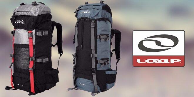 Turistický batoh Loap s nastaviteľným chrbtovým systémom