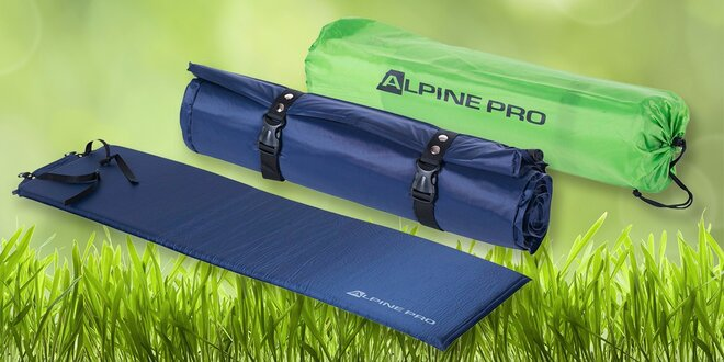 Samonafukovacie karimatky Loap a Alpine Pro