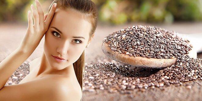 1kg CHIA semienok pre vaše zdravie a energiu