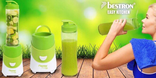 Zdravé nápoje s mixérom Smoothie maker od Bestronu