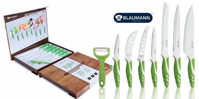 8-dielne sady nožov Blaumann Exclusive z novej rady