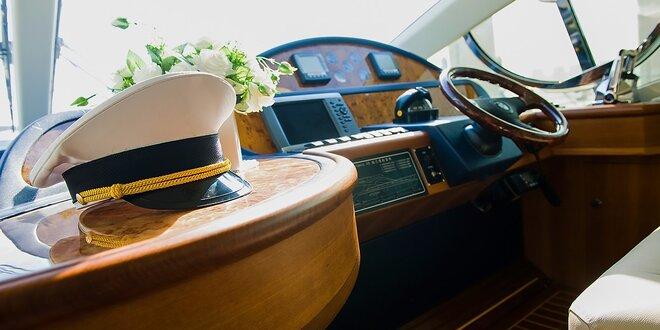 Kapitánsky kurz na člny, vodné skútre a námorné rekreačné plavidlá