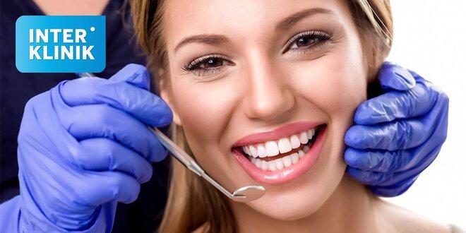 Exkluzívny balíček starostlivosti o zuby s jedinečnou vizualizáciou dokonalého…