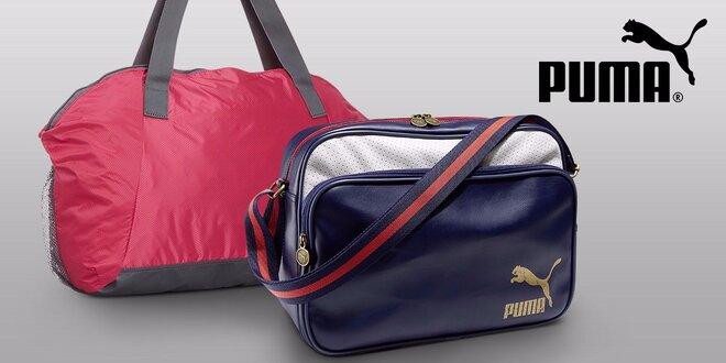 Športové tašky značky Puma  2384b2fd085