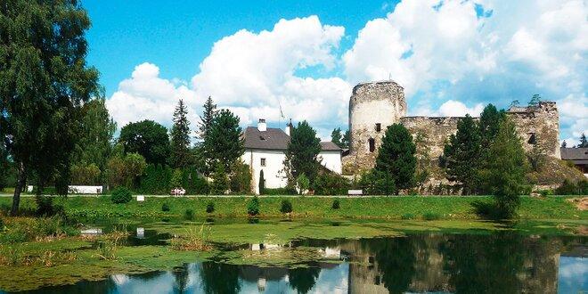 Zažite rozprávkové leto v Chateau GrandCastle****