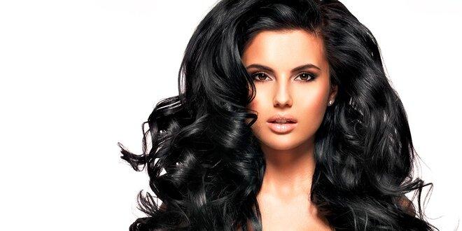 Profesionálne farbenie vlasov s Inoa a Majirel od L'Oréal, strih i regenerácia