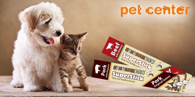 Dobrota pre štvornohých kamarátov: 5 pamlskov Huhubamboo pre psov a mačky