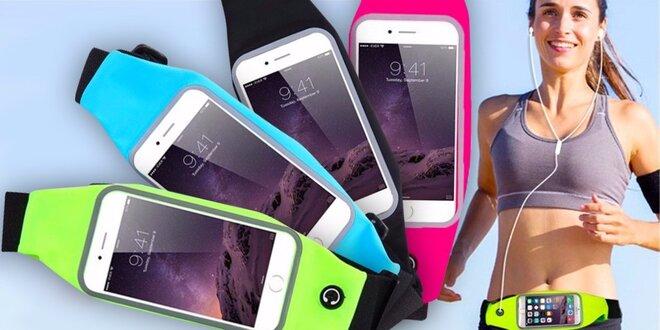 Športové púzdro na mobil a drobnosti