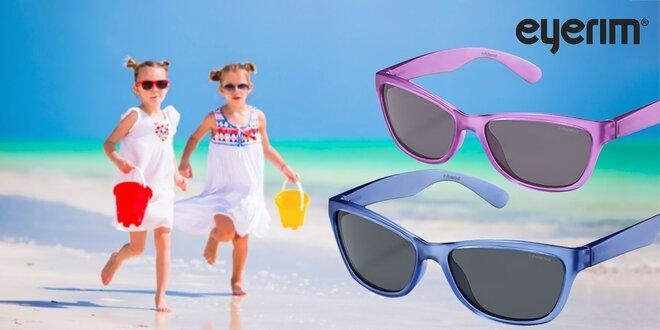 Detské značkové slnečné okuliare