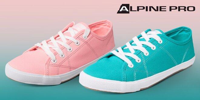 Dámske textilné tenisky do mesta od Alpine Pro