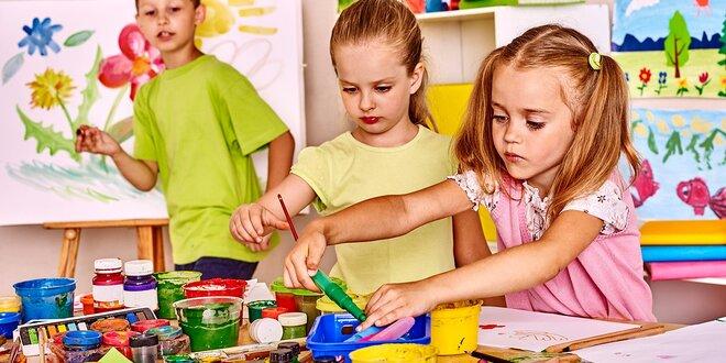 Denný umelecký tábor pre deti od 7 do 14 rokov! Leto 2016!