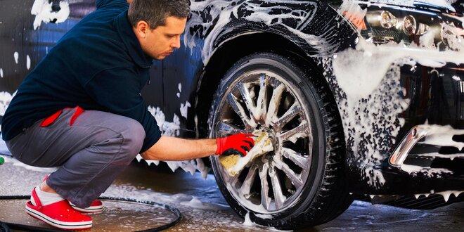 Umytie, čistenie, tepovanie a ďalšie služby