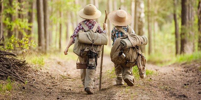 """Cestovateľský denný tábor """"Výletkovo"""" pre deti od 7 do 14 rokov. Leto 2016!"""