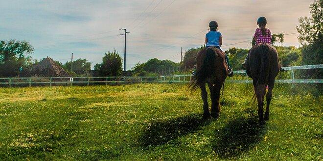 Detský denný tábor pre malých milovníkov koní či super opekačka pre 10 ľudí